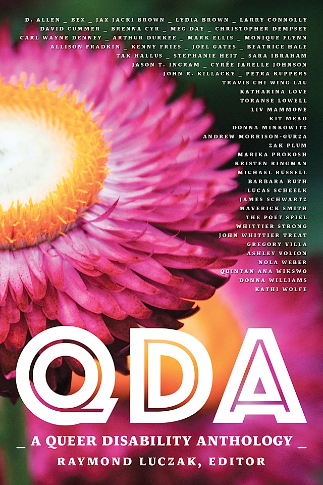 QDA: A Queer Disability Anthology.