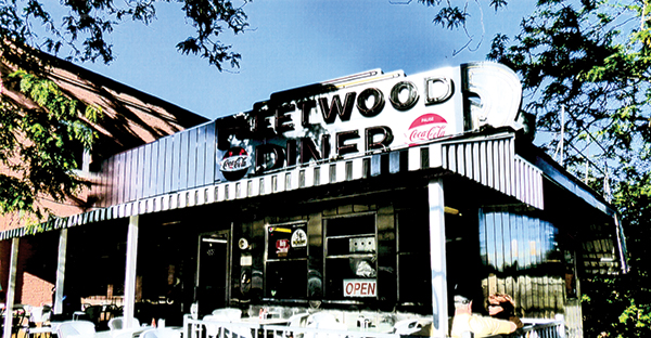 Fleetwood Diner. Photo by Carla Waldemar