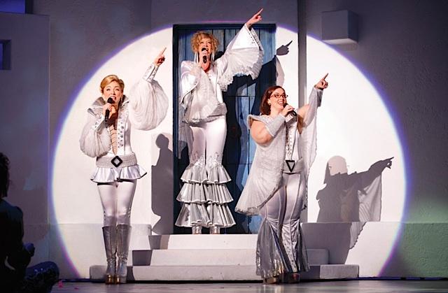 Mamma Mia! Photo by Joan Marcus
