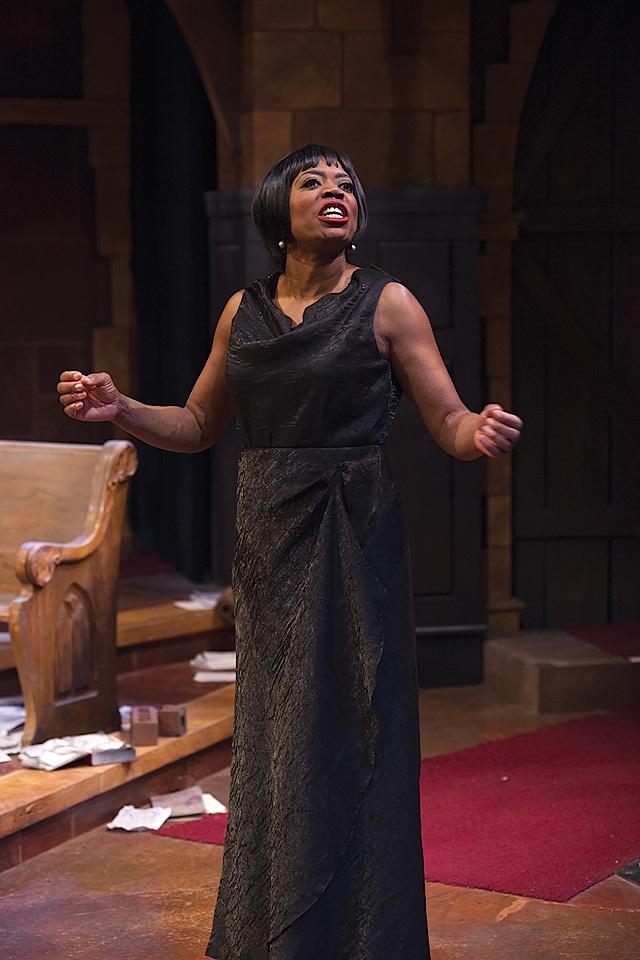 Nina Simone: Four Women. Photo courtesy of Park Square Theatre