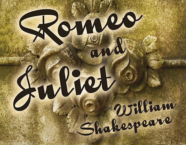 Romeo & Juliet. Artwork courtesy of Theatre in the Round