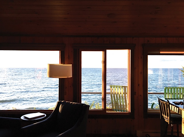 Breezy Point Cabins on Lake Superior