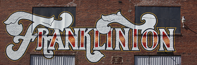 Franklinton mural. Photo by Bigstock/pdb1