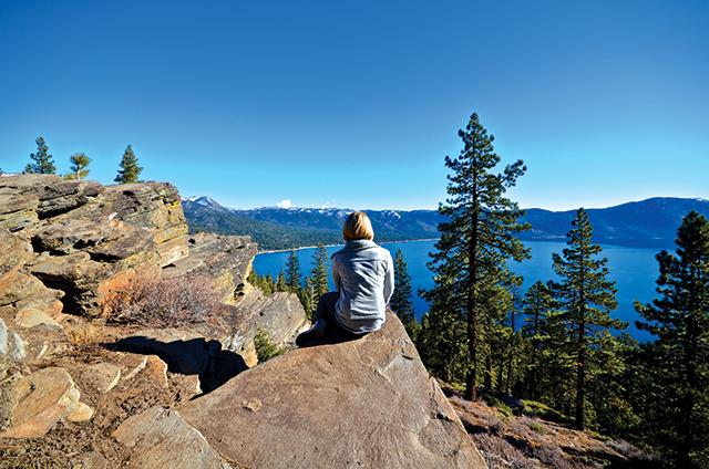 Lake Tahoe. Photo by Jared Kamrowski