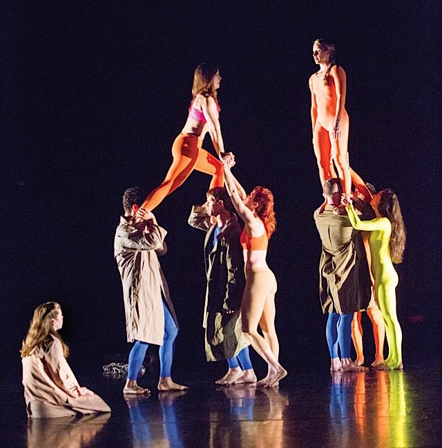 Zenon Dance Company's 34th Fall Season Concert. Photo by William Cameron