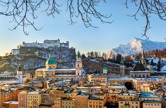 Saltzburg. Photo courtesy of Bigstock.com/Nik Sorokin