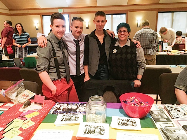 Consciousness Raising. Photo courtesy of Twin Cities Queer Masculinity