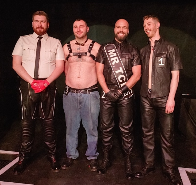 Leather Life: Mr. Twin Cities Leather 2017