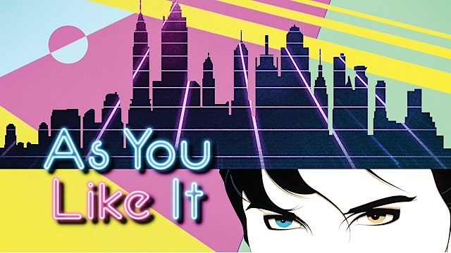 As You Like It. Graphic Design by Joseph Papke