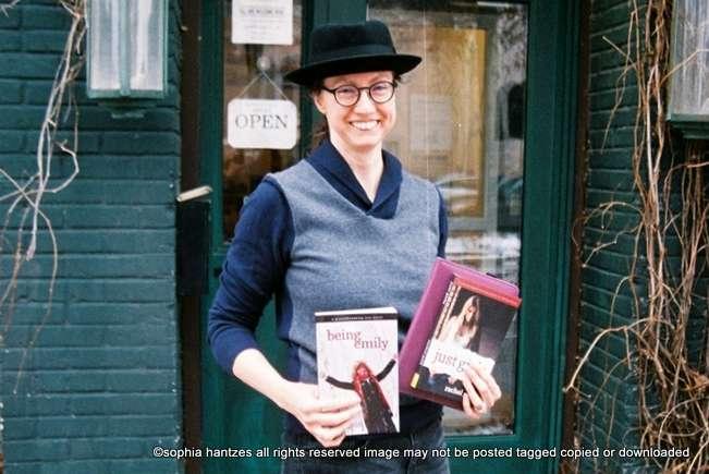 Author Rachel Gold