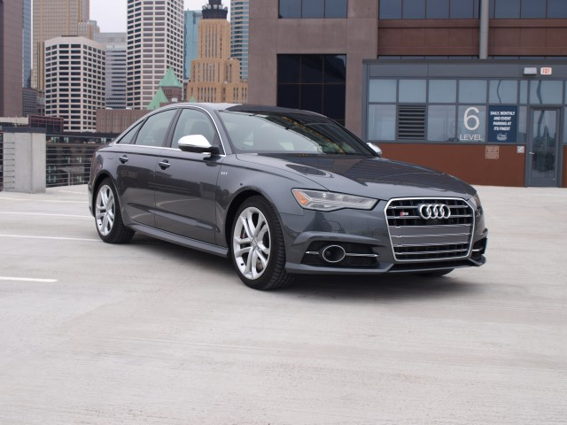 Ride Review Audi S Lavender Magazine - Audi s6 review