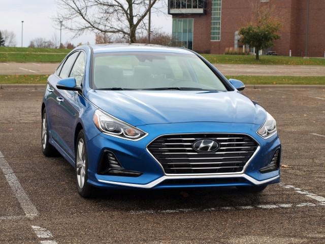 Ride Review: 2018 Hyundai Sonata