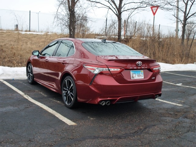 Ride Review: 2018 Toyota Camry | Lavender Magazine