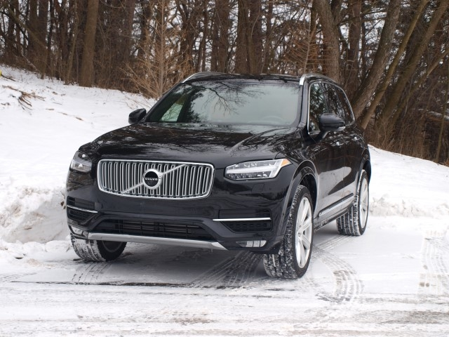 Ride Review 2018 Volvo Xc90 Lavender Magazine