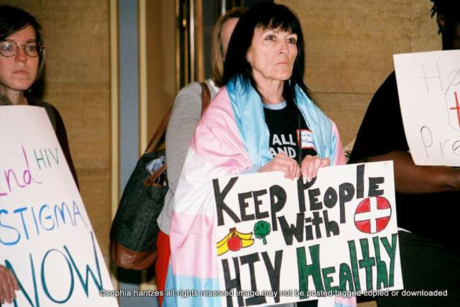 01.22.19 JustUs Health: Aids Action Day Saint Paul MN Capitol