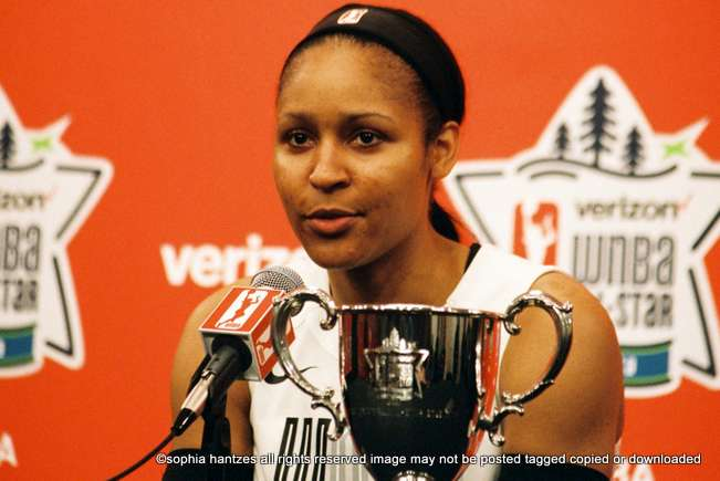 02.05.19 Maya Moore, Forward Minnesota Lynx, Decides to Sit Out the WNBA 2019 Season