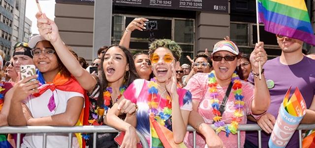 NYC Pride 2018: NYC Pride March