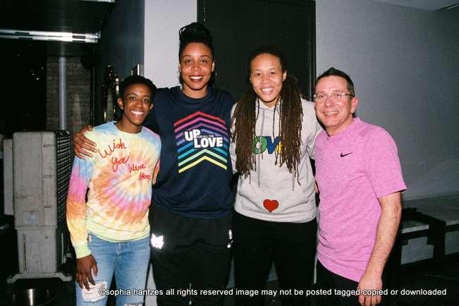 06.14.19 WNBA Minnesota Lynx Pride Night:  Minnesota Lynx 81 Connecticut Sun 85  Minneapolis MN