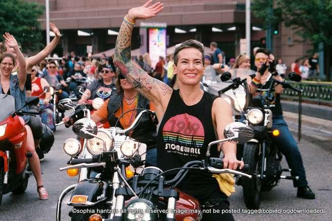 06.23.19 Twin Cities Pride 2019 Ashley Rukes GLBT Pride Parade Minneapolis MN