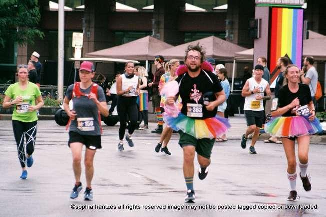 06.23.19 Twin Cities Pride Rainbow Run Minneapolis MN