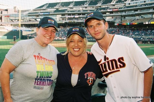 07.23.19 MLB Minnesota Twins Pride Night:  Minnesota Twins 12 New York Yankees 14 Minneapolis MN