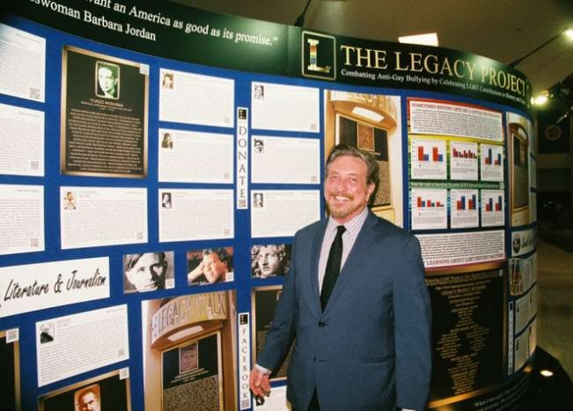 Victor Salvo Executive Director   Legacy Project