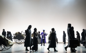 The cast of the national tour of Fiddler on the Roof