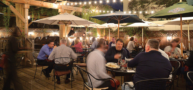 The Best Restaurant, Brewery & Winery Patios in Minnesota