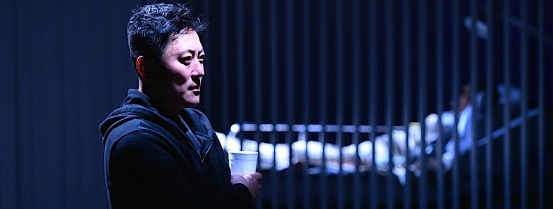 """Julia Cho's Exquisite """"Aubergine"""" Nourishes the Soul on Park Square's Boss Stage"""