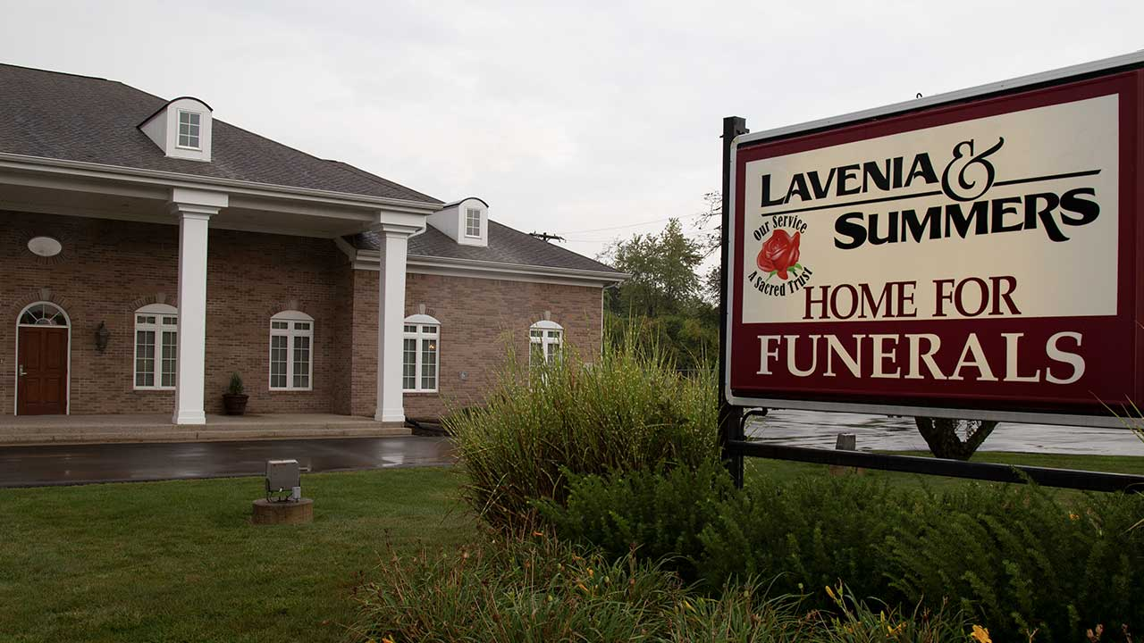 Lavenia and Summers Indianapolis Funeral Home