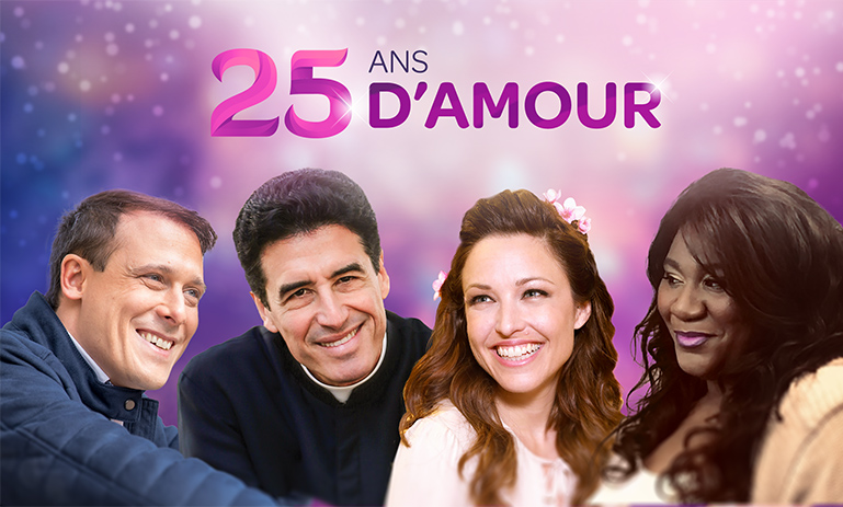 Spectacle 25 ans d'amour