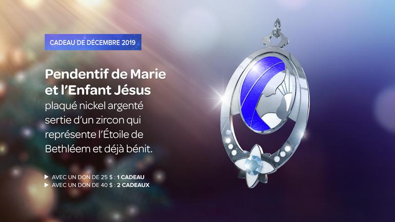 Cadeau DÉCEMBRE 2019