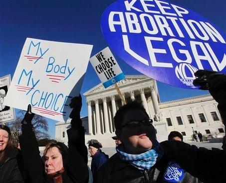 New Laws Abortion Laws Strike Debate