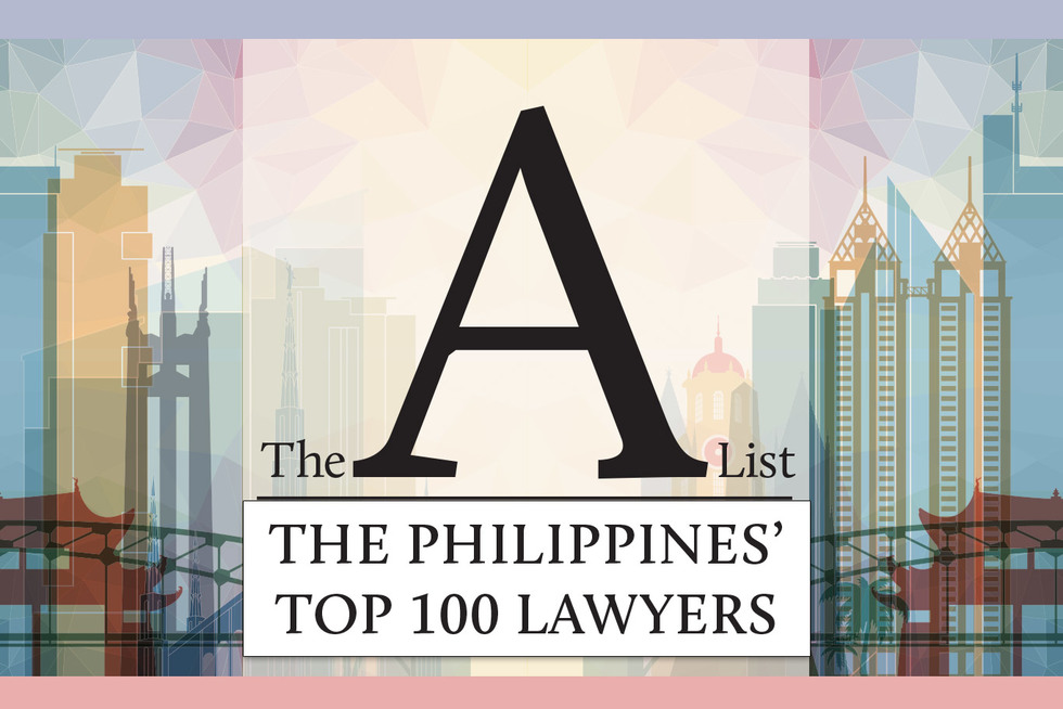 Philippines top lawyers a list 2