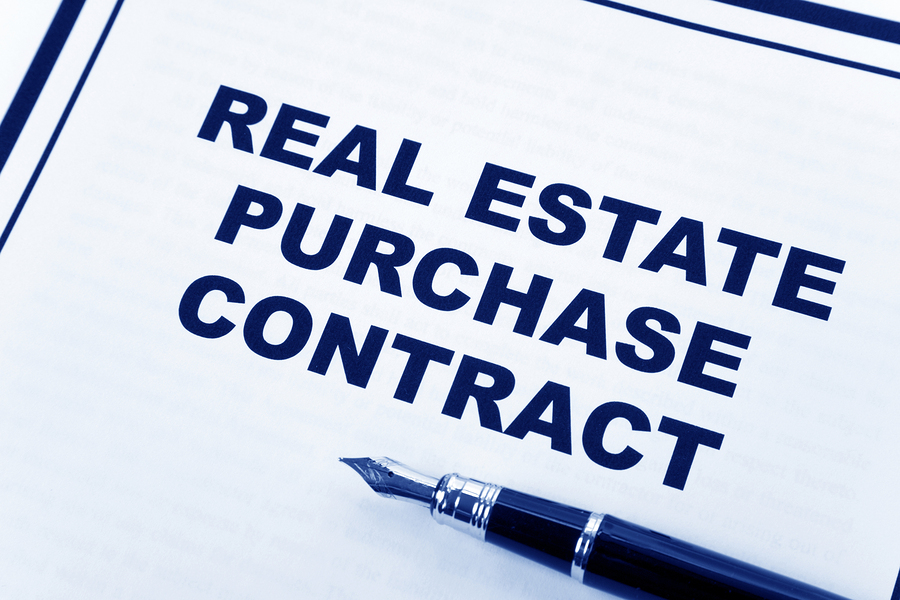 Bigstock real estate purchase contract 5210180