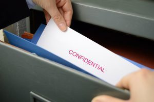 Confidential file 300x200