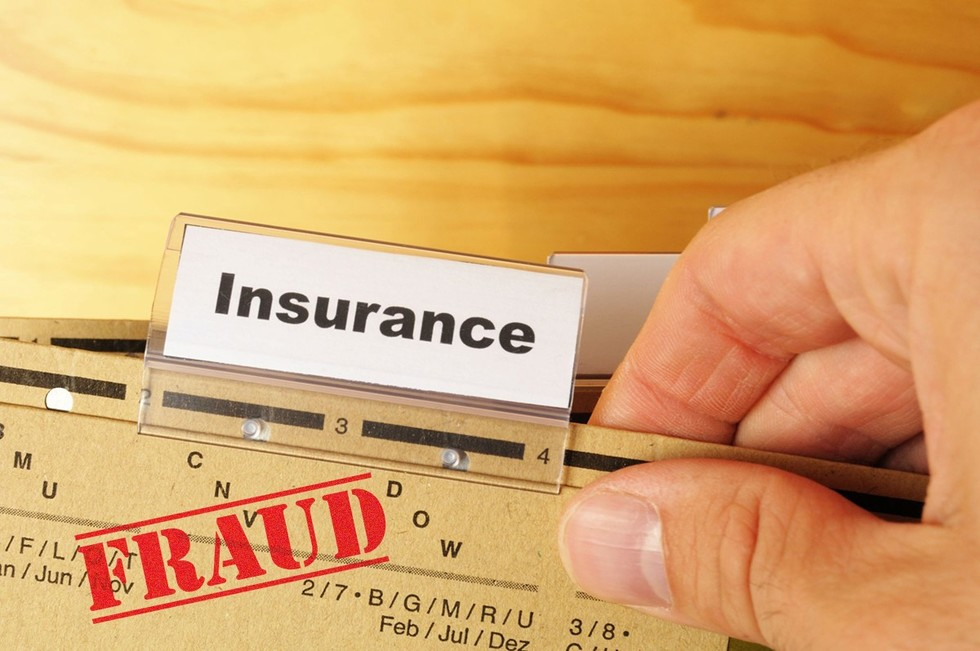 What does an insurance fraud charge mean