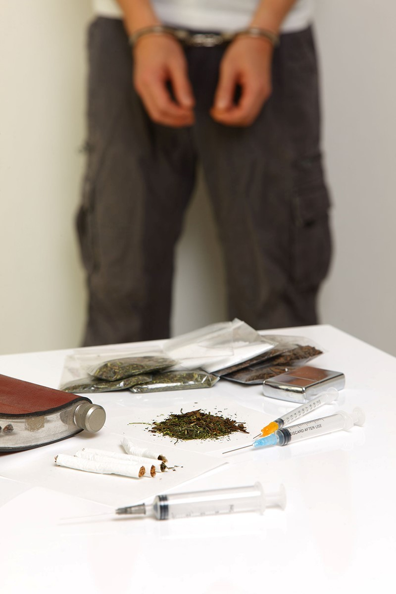 Drug possession lawyer chicago