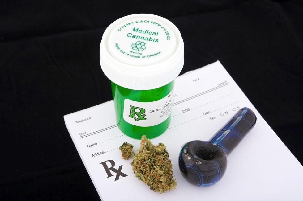 Sale or trafficking of marijuana