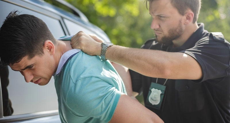 Man being arrested shutterstock 800x430