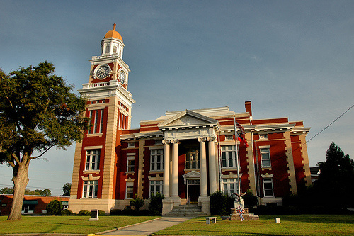 Turner county courthouse