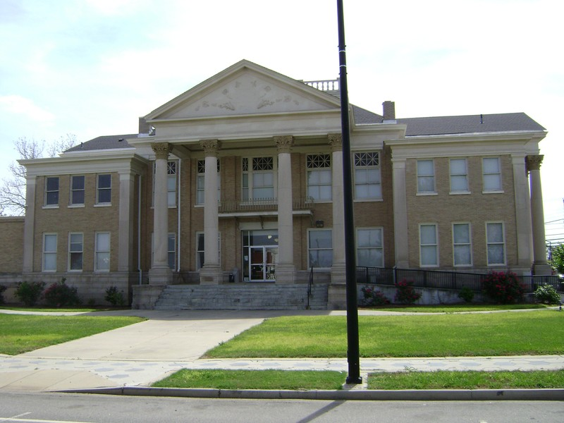 Ben hill county courthouse