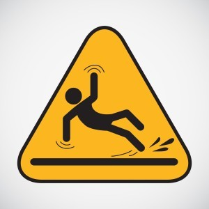 Wet floor sign 300x300