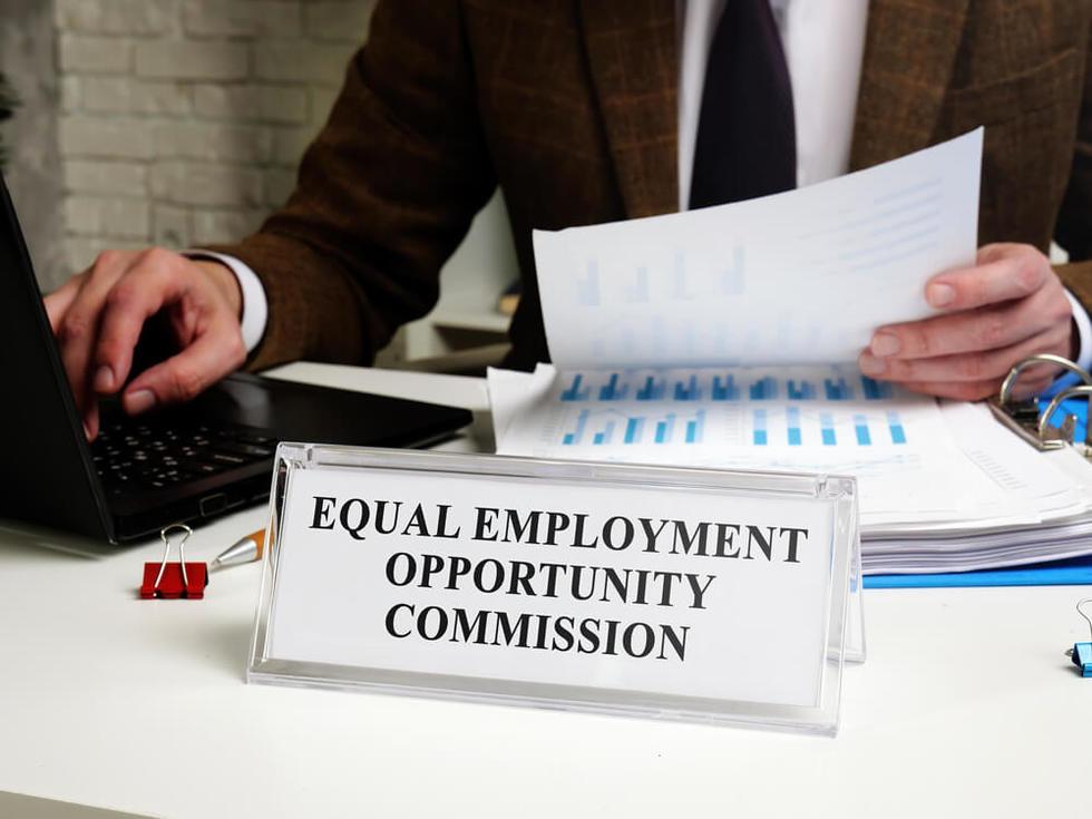 EEOC employee handling charges