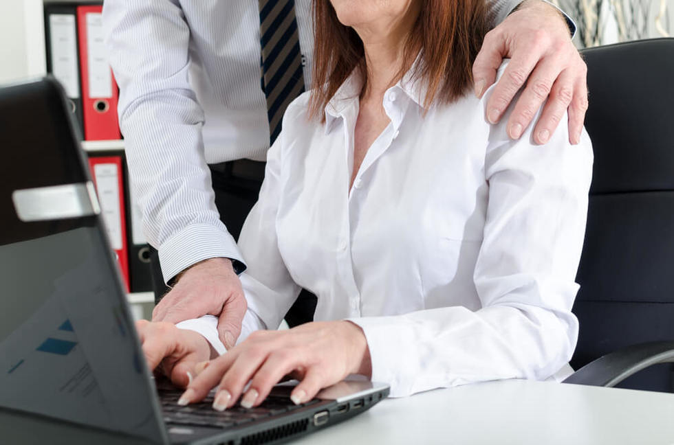 Acoso sexual por supervisor