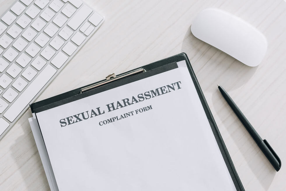 sexual harassment laws
