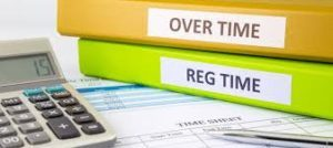 unpaid overtime documents