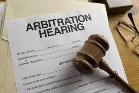 Sexual harassment arbitration