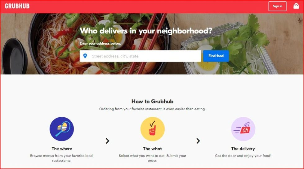 Grubhub independent contractors 1024x571