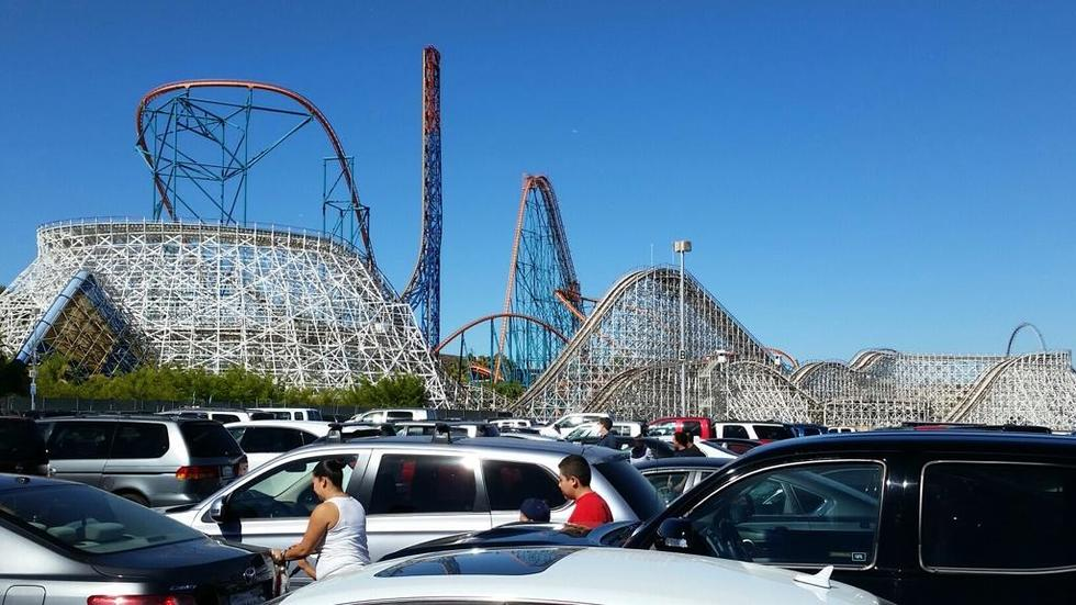 Six flags california class action